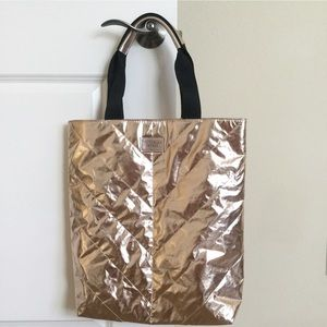 VICTORIA'S SECRET Rose Gold Limited Edition Tote